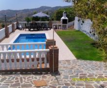 Casa Moreno casa rural en Frigiliana (Málaga)