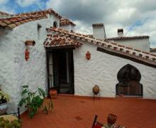 Casa Rural Banu-Jali casa rural en Benadalid (Málaga)