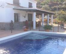 Casa Viladan casa rural en Colmenar (Málaga)