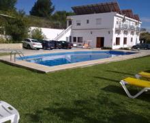 Conjunto Rural Las Rosas casa rural en Frigiliana (Málaga)