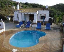 Cortijo El Maurel casa rural en Torre Del Mar (Málaga)