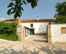 Cortijo La Bodega casa rural en Benaojan (Málaga)