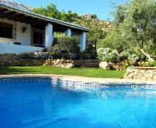El Chorro Villas casa rural en Chorro El (Málaga)