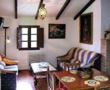 Finca Los Naranjos casa rural en Gaucin (Málaga)