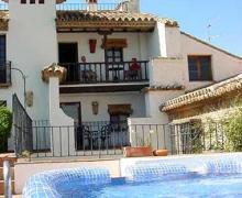 Hotel EnFrente Arte casa rural en Ronda (Málaga)
