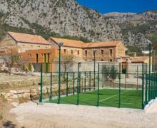 Molino de Sabar casa rural en Alfarnatejo (Málaga)