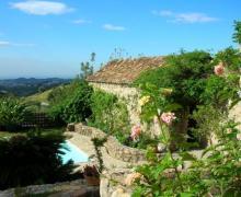 Montes de Almachada casa rural en Mijas (Málaga)