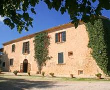 Possessió Binicomprat casa rural en Algaida (Mallorca)