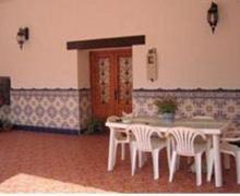 Casa Cueva La Arboleda casa rural en Abanilla (Murcia)