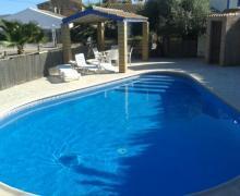 Casa La Noria casa rural en Lorca (Murcia)