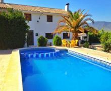 Casa Vuelta Del Carril casa rural en Caravaca De La Cruz (Murcia)
