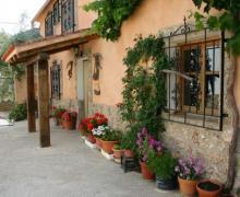 Casas rurales Los Sevilla casa rural en Moratalla (Murcia)