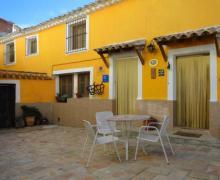 Cortijo La Jimena casa rural en Caravaca De La Cruz (Murcia)