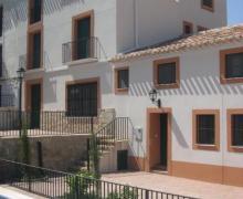 Cortijo Las Cobatillas casa rural en Moratalla (Murcia)