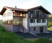 Agerrebereko Borda Ii casa rural en Etxalar (Navarra)