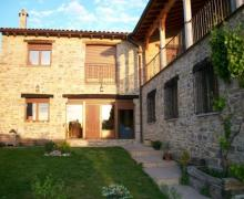 Aritzenea casa rural en Meoz (Navarra)