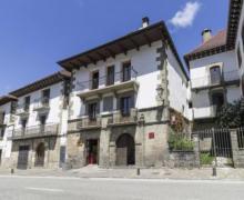 Azkoiti - Etxea I y II casa rural en Ochagavia (Navarra)