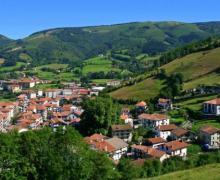 Aztieta casa rural en Leitza (Navarra)