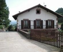 Bizentenea casa rural en Zugarramurdi (Navarra)