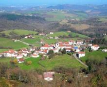 Bordaxuri II casa rural en Zugarramurdi (Navarra)