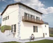 Casa Aizalegia casa rural en Igantzi (Navarra)