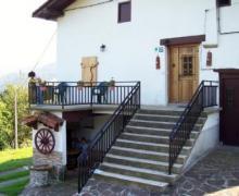 Casa Aldabeko Borda casa rural en Etxalar (Navarra)