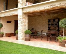 Casa Baquedano casa rural en Murugarren (Navarra)