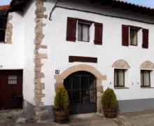 Casa Burube casa rural en Muniáin De Guesálaz (Navarra)