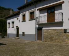 Casa Pierra casa rural en Ochagavia (Navarra)