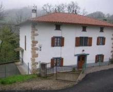 Casa Preottua casa rural en Valcarlos (Navarra)