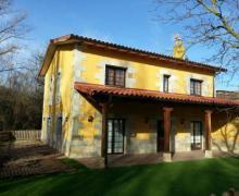 Casa Rural Etxe Horia casa rural en Irurozqui (Navarra)