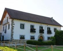 Casa Rural Jauregui casa rural en Ibilcieta (Navarra)