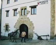 Casa rural Urrarena casa rural en Guesalaz (Navarra)