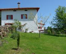 ErretenekoBorda casa rural en Bera (vera De Bidasoa) (Navarra)