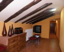 Hospedería de Santa Fe casa rural en Urraul Alto (Navarra)