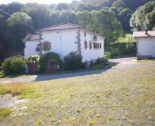 Hostal Venta de San Blas casa rural en Almandoz (Navarra)