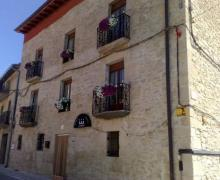 Iriñiken casa rural en Aras (Navarra)