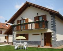 Irugoienea casa rural en Aurizberri (Navarra)