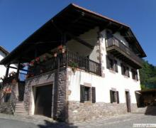 Larraldea casa rural en Elizondo (Navarra)