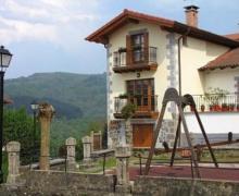 Olano Landetxea casa rural en Larraun (Navarra)