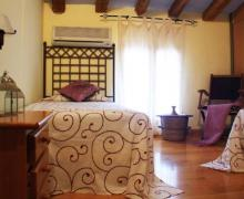 Samanes I casa rural en Arguedas (Navarra)
