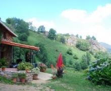 Saroiberrikoborda casa rural en Etxalar (Navarra)