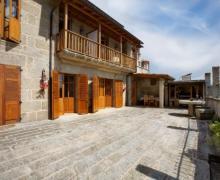Casa da Solaina casa rural en Carballeda De Avia (Ourense)