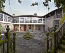 Casa Grande de Soutullo casa rural en Xuvencos (Ourense)