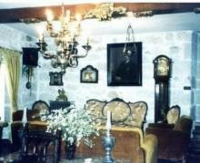 Casa Miraval casa rural en Xunqueira De Ambia (Ourense)