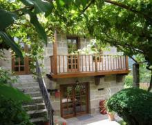 Pazos Hermos casa rural en Xuvencos (Ourense)