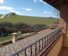 Casa Rosa casa rural en Saldaña (Palencia)