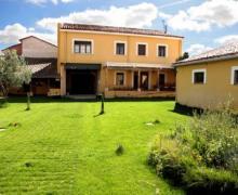 El Portal del Cerrato casa rural en Baños De Cerrato (Palencia)