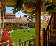 Los Hidalgos de San Mamés casa rural en Salinas De Pisuerga (Palencia)
