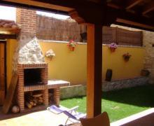 Los Manantiales casa rural en Palenzuela (Palencia)
